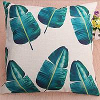 Наволочка на декоративную подушку (диванная подушка 45см х 45см + 50 грн) 11521п