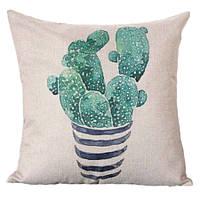 Наволочка на декоративную подушку (диванная подушка 45см х 45см + 50 грн) 11511п