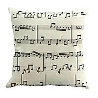 Наволочка на декоративную подушку (диванная подушка 45см х 45см + 50 грн) 11596п