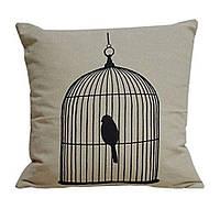 Наволочка на декоративную подушку (диванная подушка 45см х 45см + 50 грн), 11576п, фото 1