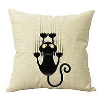 Наволочка на декоративную подушку (диванная подушка 45см х 45см + 50 грн) 11515п