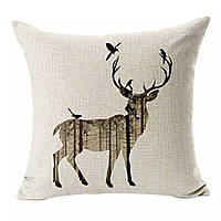 Наволочка на декоративную подушку (диванная подушка 45см х 45см + 50 грн) 11501п