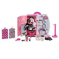 Кукла L.O.L. Surprise! O.M.G. Winter Disco Dollie Fashion  Леди Глем Зимнее диско Долли и сестричка 561798