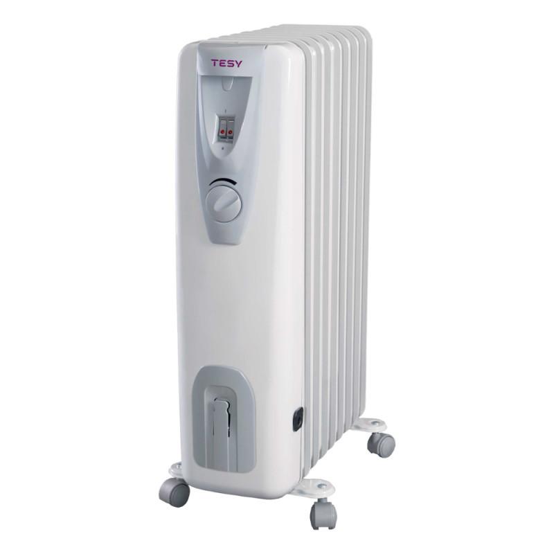 Радиатор маслянный Tesy 2,0 кВт, 8 секций