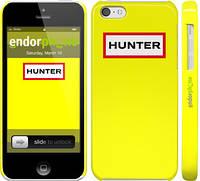"""Чехол на iPhone 5c Мировой бренд Hunter """"2426c-23"""""""