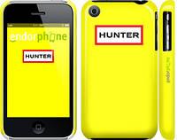 """Чехол на iPhone 3Gs Мировой бренд Hunter """"2426c-34"""""""