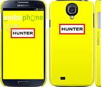 """Чехол на Samsung Galaxy S4 i9500 Мировой бренд Hunter """"2426c-13"""""""