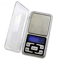 Высокоточные профессиональные ювелирные весы MH-300 0.1г, фото 1