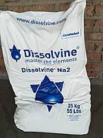 Трилон Б (ЭДТА)(динатриевая соль этилендиаминтетрауксусной кислоты) мешок 25 кг