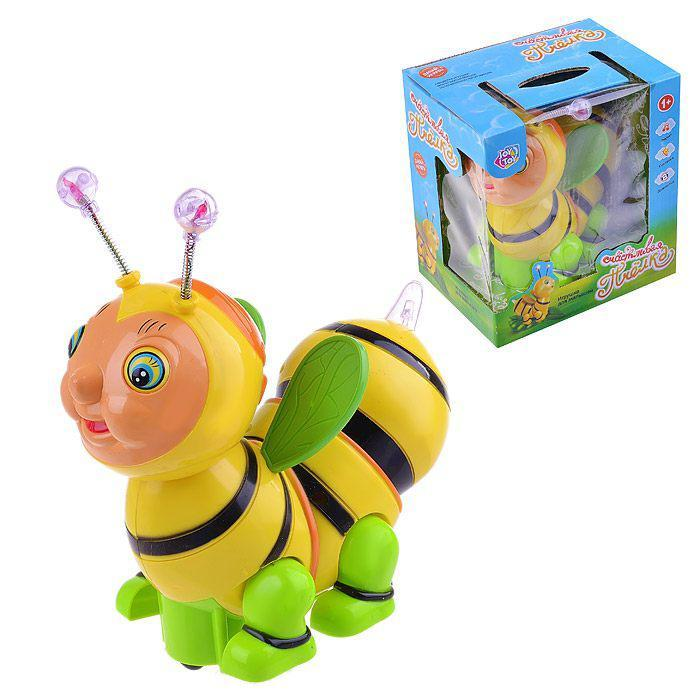 Музыкальная Пчёлка 0912 танцующая детская игрушка