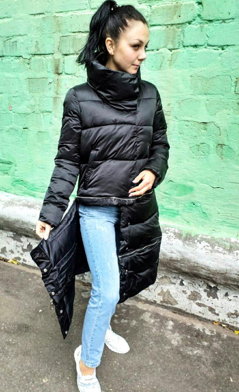 Пальто женское трансформер Snow Possion