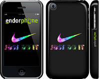 "Чехол на iPhone 3Gs Nike 9 ""1026c-34"""