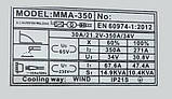 Инвертор сварочный Луч-профи ММА-350 (кейс), фото 6