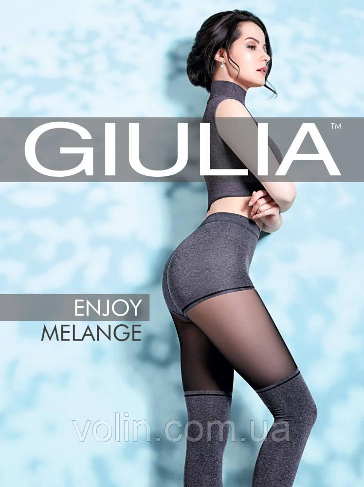 Колготки Giulia Enjoy Melange 60 m.1