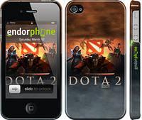 """Чехол на iPhone 4 Dota 2 """"625c-15"""""""