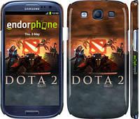 "Чехол на Samsung Galaxy S3 Duos I9300i Dota 2 ""625c-50"""