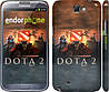 "Чехол на Samsung Galaxy Note 2 N7100 Dota 2 ""625c-17"""