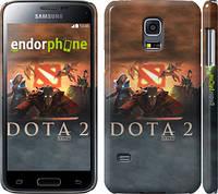 "Чехол на Samsung Galaxy S5 mini G800H Dota 2 ""625c-44"""