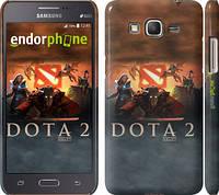 "Чехол на Samsung Galaxy Grand Prime G530H Dota 2 ""625c-74"""