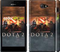 "Чехол на Sony Xperia M2 D2305 Dota 2 ""625c-60"""