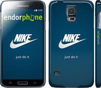 "Чехол на Samsung Galaxy S5 Duos SM G900FD Nike 2 ""447c-62"""