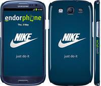 "Чехол на Samsung Galaxy S3 i9300 Nike 2 ""447c-11"""