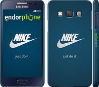 """Чехол на Samsung Galaxy A3 A300H Nike 2 """"447c-72"""""""
