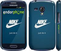 "Чехол на Samsung Galaxy S3 mini Nike 2 ""447c-31"""