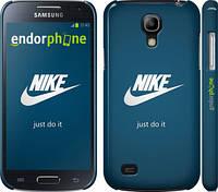 "Чехол на Samsung Galaxy S4 mini Duos GT i9192 Nike 2 ""447c-63"""