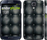 "Чехол на Samsung Galaxy S4 i9500 Кожаная обивка ""1104c-13"""
