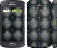 "Чехол на Samsung Galaxy Ace 3 Duos s7272 Кожаная обивка ""1104c-33"""