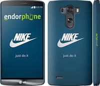 """Чехол на LG G3 D855 Nike 2 """"447c-47"""""""
