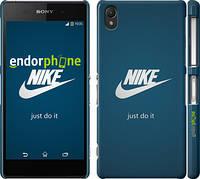 "Чехол на Sony Xperia Z2 D6502/D6503 Nike 2 ""447c-43"""