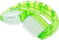 Массажер для тела Torneo Silky, Зелёный