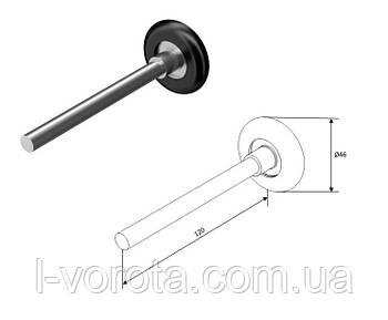 Ходовой ролик для гаражно-секционных ворот (120 мм)