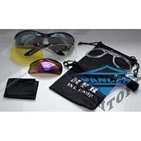 Тактические очки MFH Strike