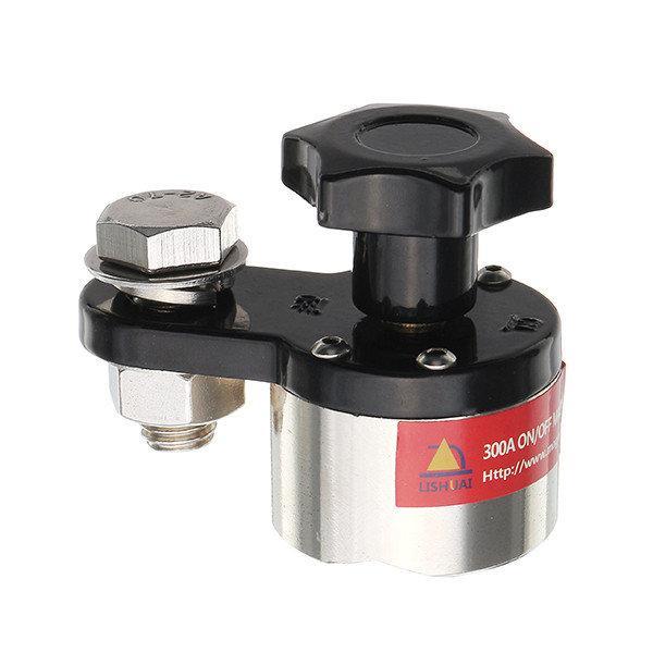 MWGC1-300 Магнитная сварочная основа Зажим 300A Сварочный держатель