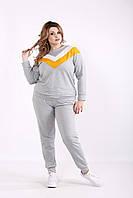 Спортивный костюм с желтой полоской | 01235-3 GARRY-STAR