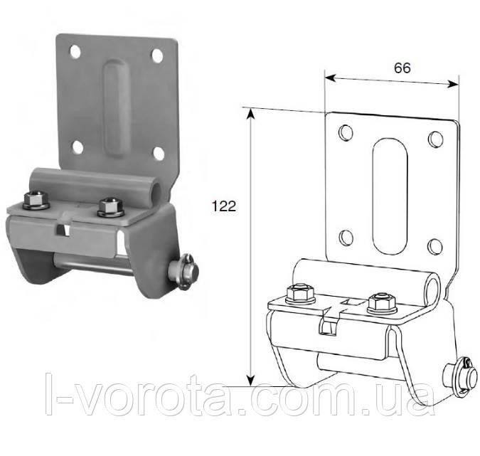 Нижний угловой кронштейн регулируемый (RSD01)