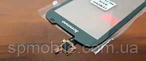 Touch screen Lenovo A326 чёрный