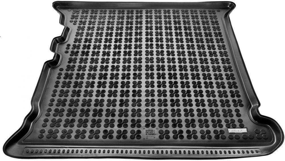 Коврик багажника резиновый VOLKSWAGEN SHARAN I 1995 - 2010 Rezaw-Plast 230411