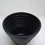Пыльник фары, крышка резиновая универсальная, фото 2