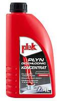 Оригинальная охлаждающая жидкость (антифриз)Atas Plak Płyn G12+ (концентрат, красный цвет)