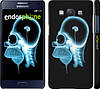 "Чехол на Samsung Galaxy A5 A500H Гомер. Томография ""652c-73"""