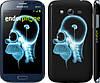 """Чехол на Samsung Galaxy Grand Duos I9082 Гомер. Томография """"652c-66"""""""