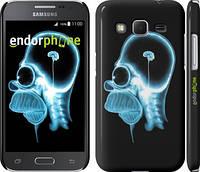 "Чехол на Samsung Galaxy Core Prime G360H Гомер. Томография ""652c-76"""