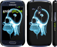 "Чехол на Samsung Galaxy S3 mini Гомер. Томография ""652c-31"""