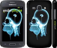 "Чехол на Samsung Galaxy Ace 3 Duos s7272 Гомер. Томография ""652c-33"""
