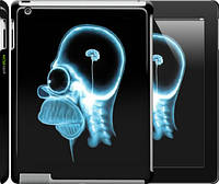"Чехол на iPad 2/3/4 Гомер. Томография ""652c-25"""
