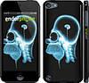 """Чехол на iPod Touch 5 Гомер. Томография """"652c-35"""""""